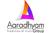 Aaradhyam Group Logo