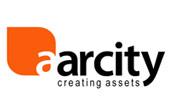 Aarcity Infrastructure Logo