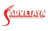Advetaya Construction Pvt.Ltd. Logo