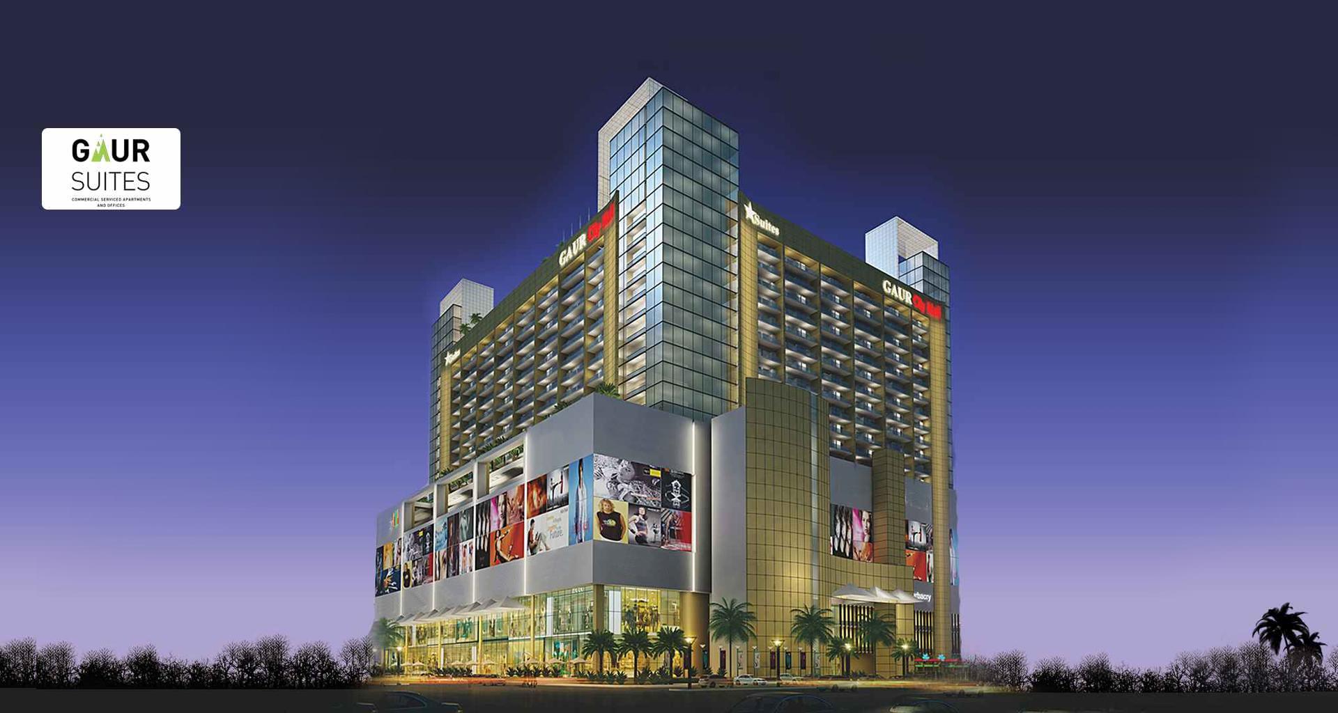 gaur city-suites