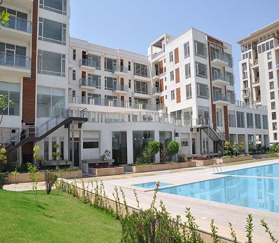 jaypee Jade Apartments
