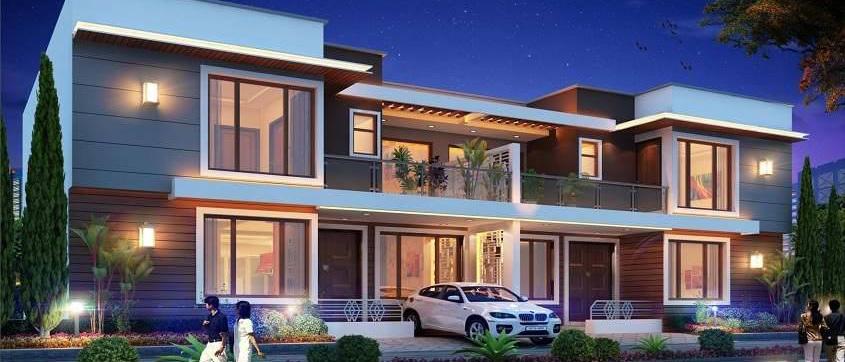 kingson green-villas