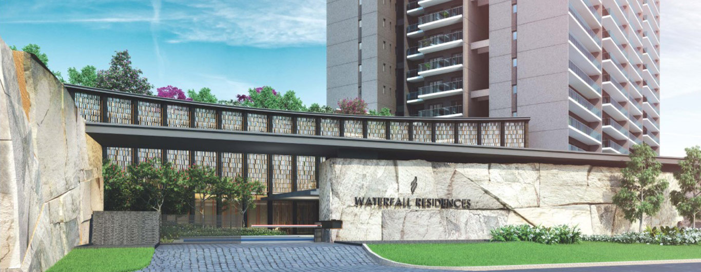krisumi waterfall-residences