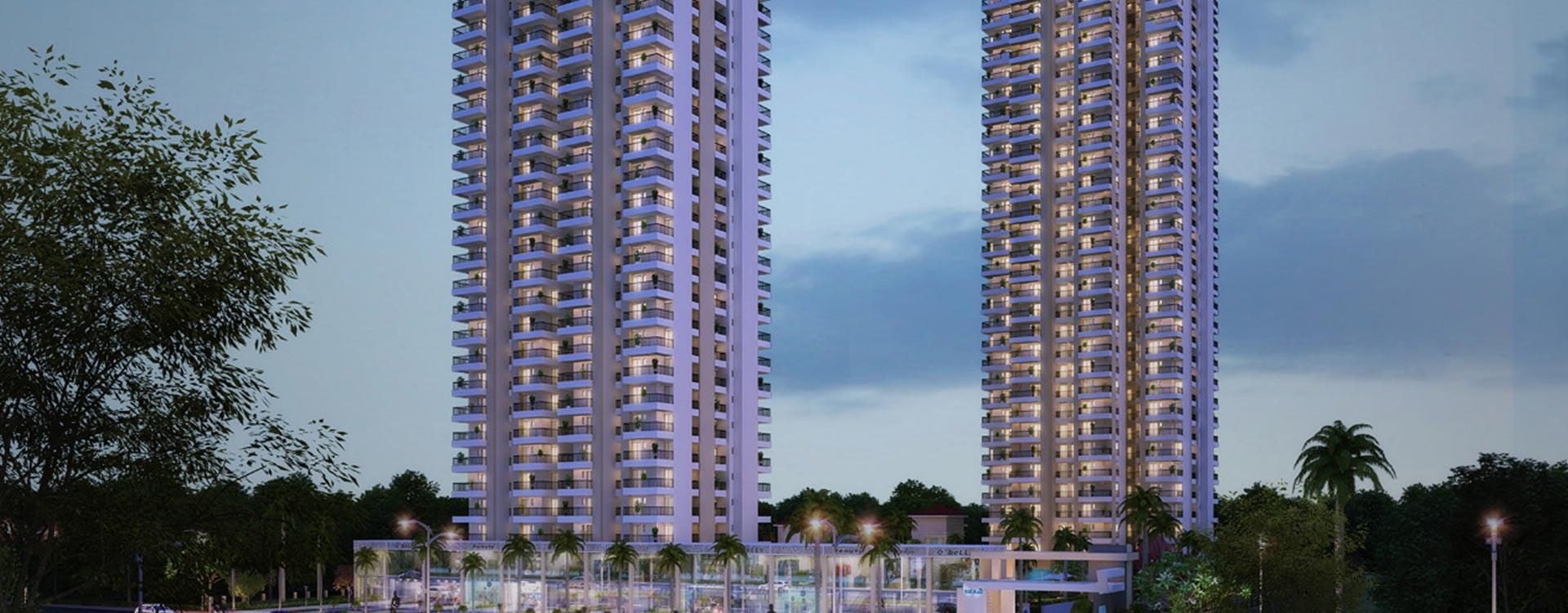 Ska Divya Towers